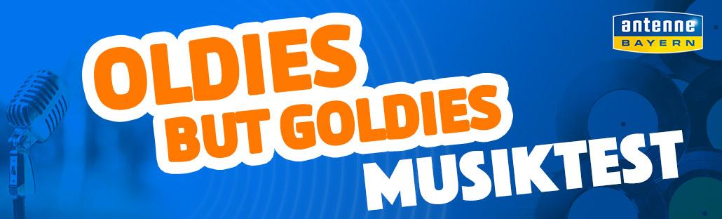 ANTENNE BAYERN Oldies but Goldies Musiktest