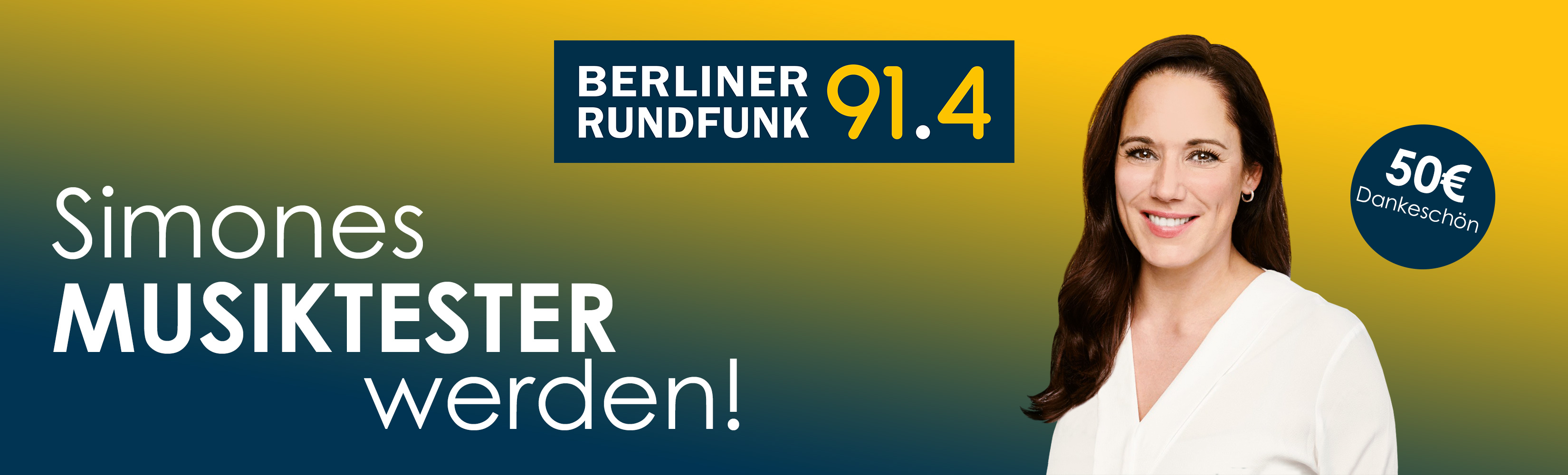 Berliner Rundfunk 91.4 Musikumfrage